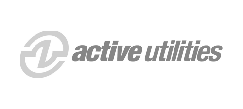 Active Utilities logo