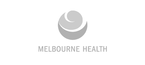 Melbourne Health logo